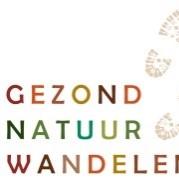 Logo van Stichting Gezond Natuur Wandelen